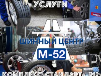 Комплекс шиномонтажных работ Стандарт+ R12 в Бердске